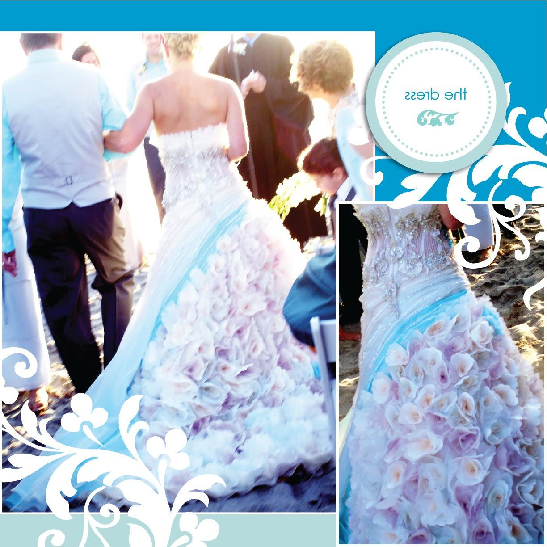 free diy wedding program fan