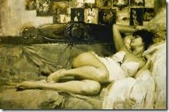 Jeremy Mann 1979 - American Impressionist painter -Maher art Gallery34