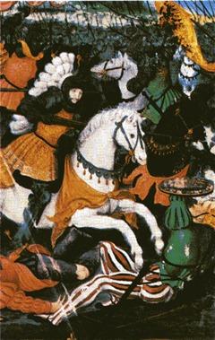 François 1er à Marignan