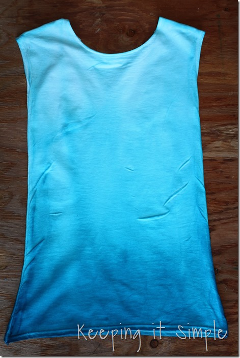 #ad DIY-Ombre-Tie-Dye-Shirt-Refashion (26)