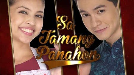 Maine Mendoza and Alden Richards - Eat Bulaga Sa Tamang Panahon