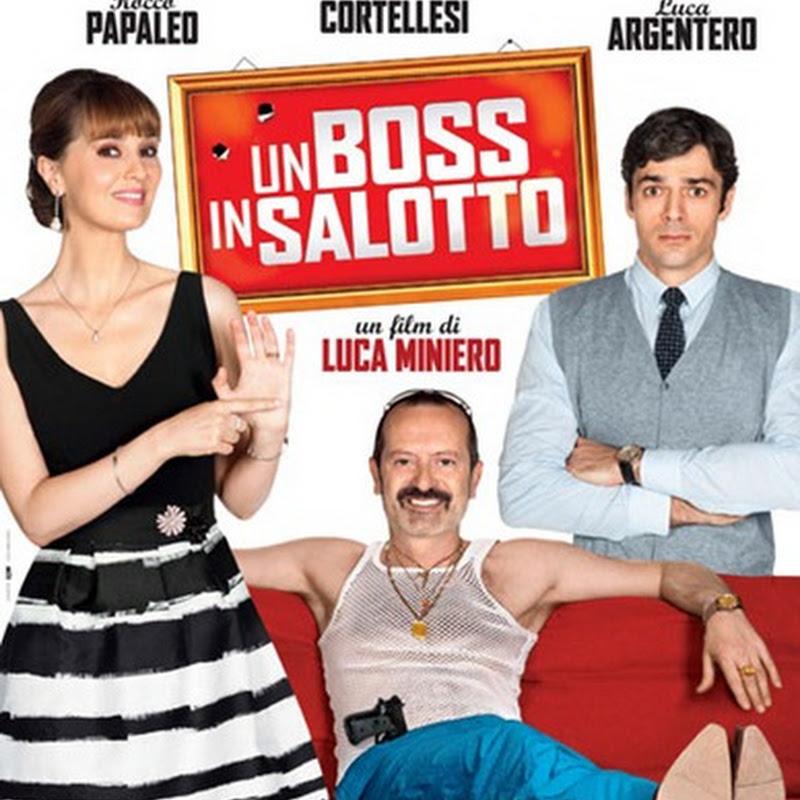 Un boss in salotto, un film altalenante che si regge sulle spalle di Paola Cortellesi.
