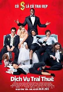 Dịch Vụ Trai Thuê - The Wedding Ringer (2015)