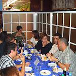 Los invitados de otros grupos de Scouts de Tenerife