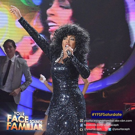 YFSF - Kakai Bautista as Donna Summer