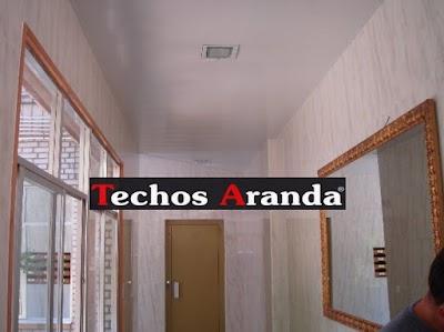 Techos aluminio en Las Palmas