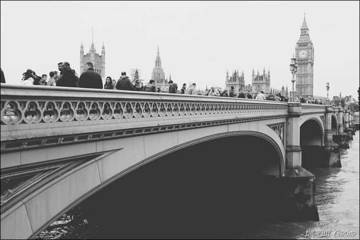 bridge over thames