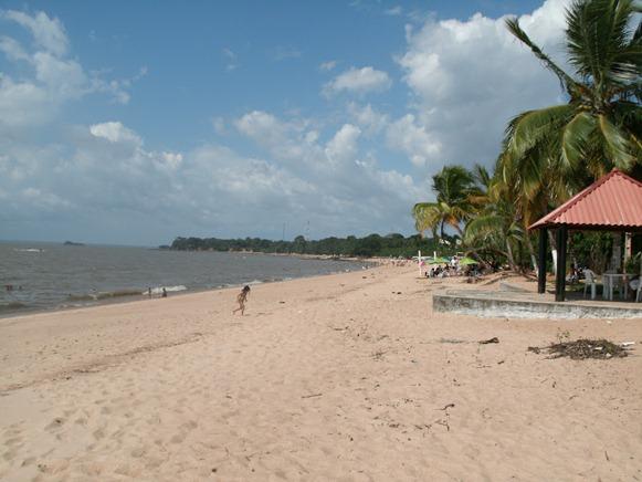 Praia de Marahù - Ilha do Mosqueiro, Belém do Parà