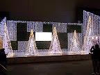 新宿ミロード(モザイクステージ)のクリスマスイルミネーション2011