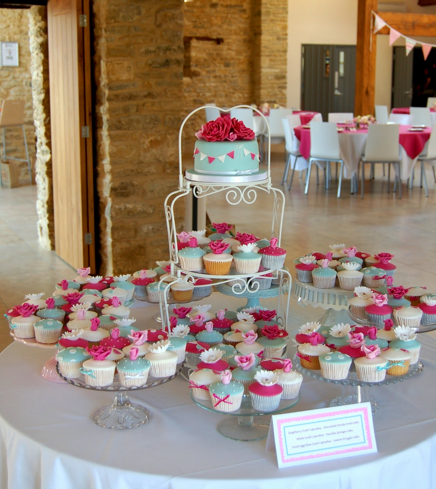 cupcake stands for weddings