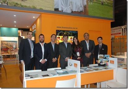 La Costa participó junto a Provincia de la Expo Eventos 2015
