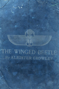 Cover of Aleister Crowley's Book The Winged Beetle