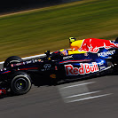 Red Bull RB8 Renault first lap with Mark Webber