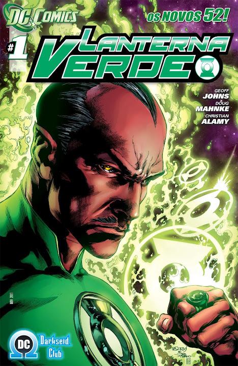 Lanterna Verde (Os Novos 52)