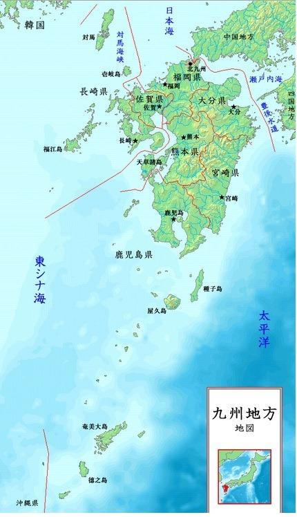 九州地圖02