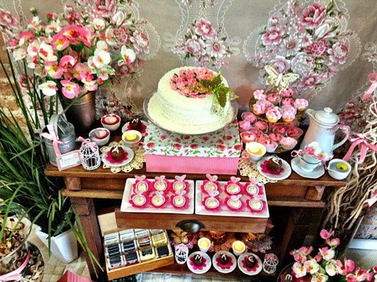 Carmella Festas-Chá das Mães