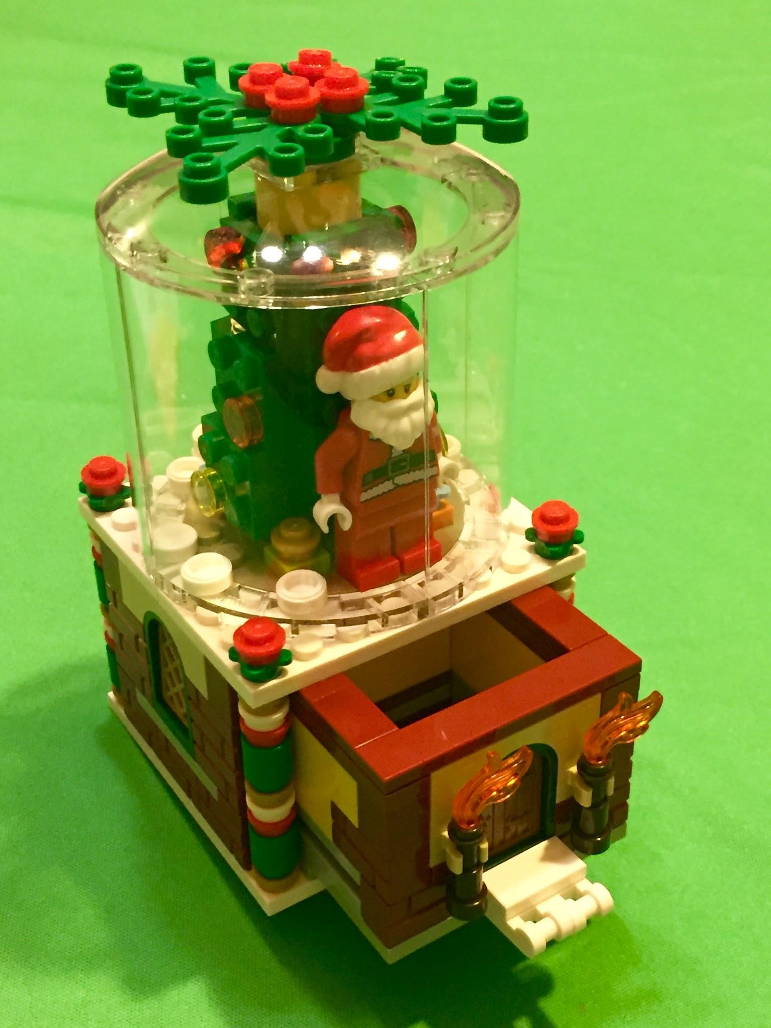 SetCheck: 40223 Christmas Ornament (Schneekugel) - Weihnachts ...