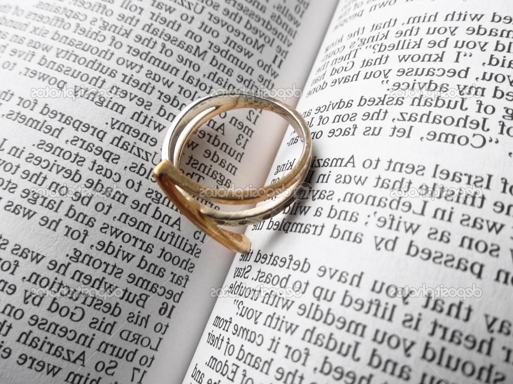 WEDDING RINGS BIBLE