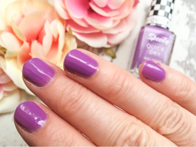 barry-m-speedy-quick-dry-need-for-speed-purple-nail-polish-midweek-manicure-notd-beauty-blog-uk-monday-manicure