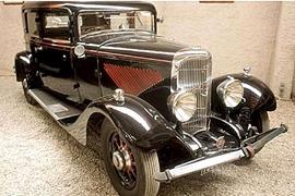 Panhard 1932 X70