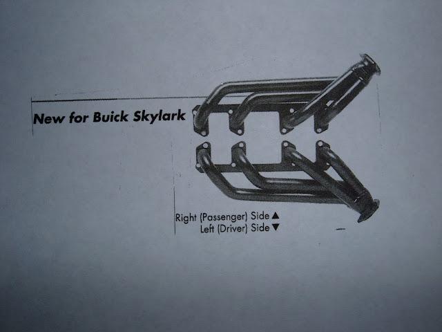1964-1965-1966-1967 300-340 Skylark, Sportwagon & LeSabre, raw 345.00 and coated 495.00