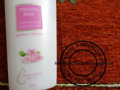 Yardley London English Rose Moisturising Body Lotion 4.JPG
