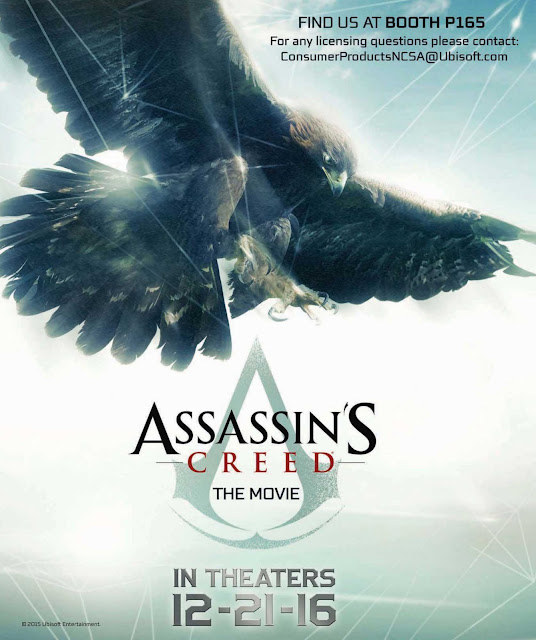 First Of Assassin Creed The Movie Revealed