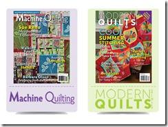 MQU - Modern Quilts - September 2015