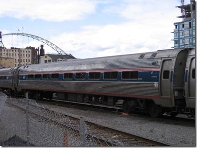 IMG_8494 Amtrak Amfleet I Coach #82503 at Union Station in Portland, Oregon on August 19, 2007
