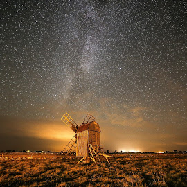 Cirre1 Seby by Christian Wilen - Landscapes Starscapes ( cirre1 )