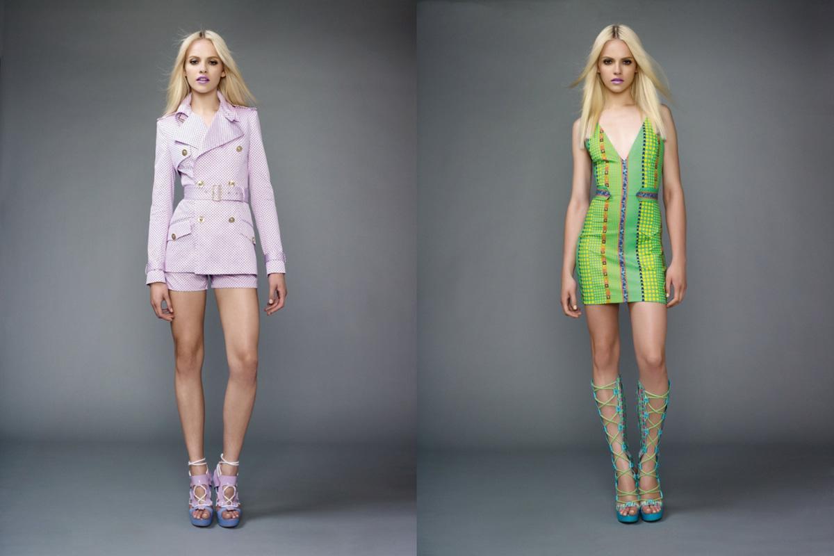 Versace Spring-Summer-2011