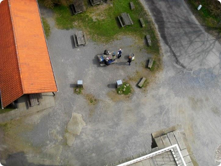 Kongemindet ved Rytterknægten, Bornholm