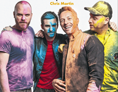 Q Magazine Coldplay 10-1
