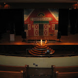 Inside the Ryman Auditorium in Nashville TN 09042011m