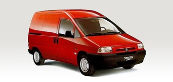 Citroen 1995 Jumpy