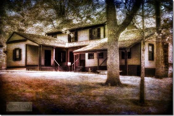 IR HDR Photo Grant's Farm St. Louis, MO