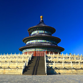 Temple of Heaven by Iman S - Buildings & Architecture Public & Historical