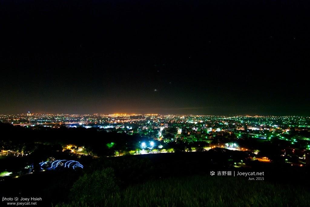 鰲峰山 夜景 清水