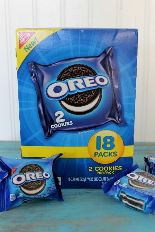 Oreo 2 packs at Walmart