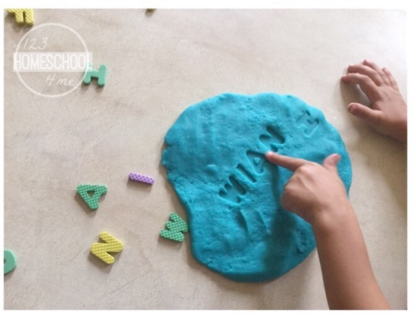 letter recognition activiites for toddler preschool kindergarten