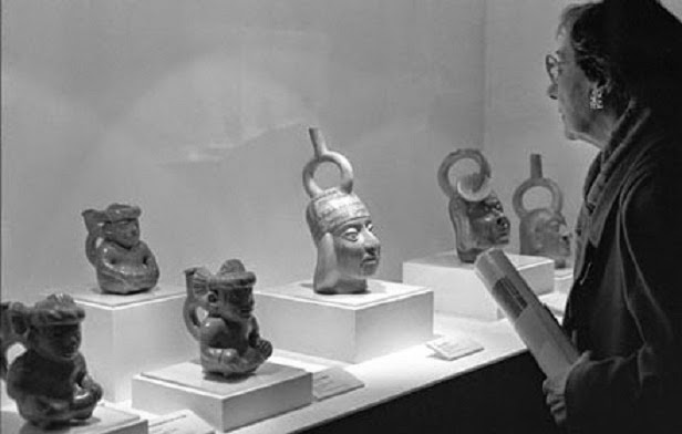 39 pre-Columbian artefacts returned to Colombia from Belgium