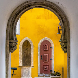 Sintra || Portugal by Stan Petru - Buildings & Architecture Other Exteriors ( portugalia, sintra, architecture, portugal )