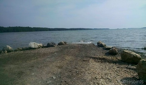 7-9-15 boat ramp at Wharton Point