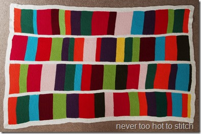 mum's blanket #5