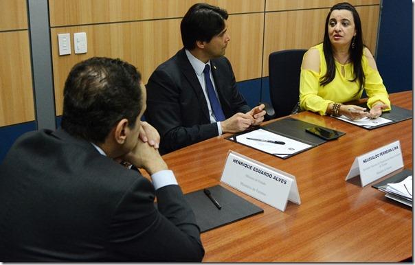 Reunião Dnocs com prefeita de Equador 02
