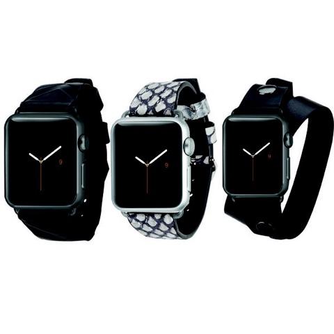 Rebecca Minkoff SS16 Tech Accessories, Rebecca Minkoff Apple Watch Bands