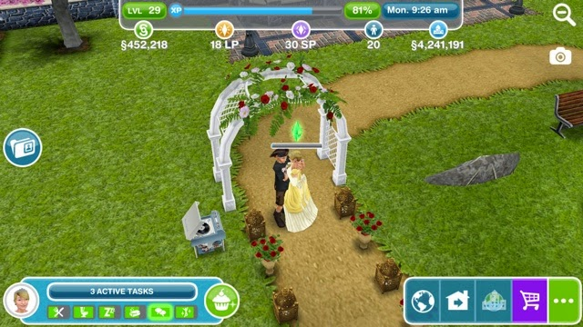 Hairstyles Quest Sims Freeplay : Sims Freeplay The Pirate And His Goddess Quest ~ Greenoid Gemzicle