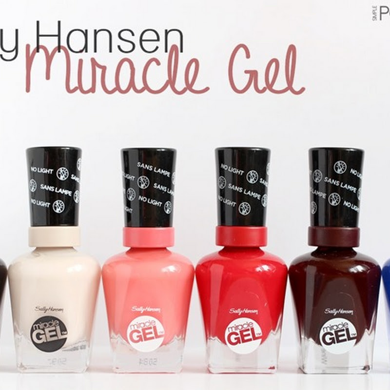 [Review] Sally Hansen | Miracle Gel System