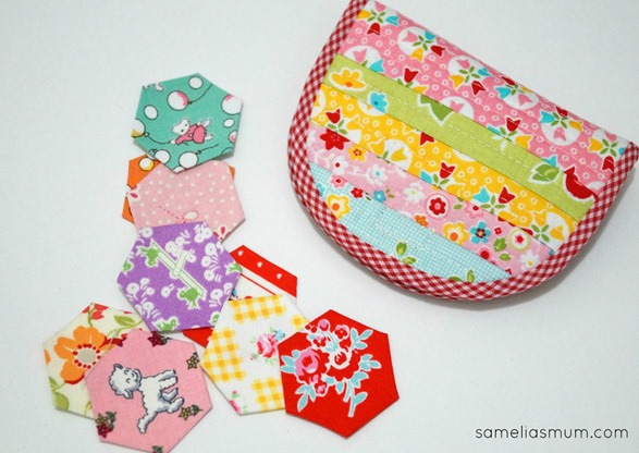 Simply Strippy Sewing Kit - Cover