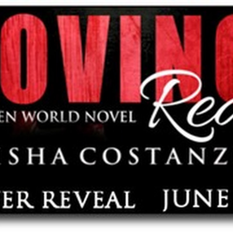 Cover Reveal: Loving Red – Broken World # 3 by Alisha Costanzo @AlishaCostanzo @sparklebooktour